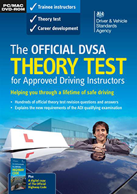 The Official DVSA Theory Test for Approved Driving Instructor