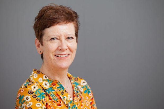 DVSA director Becky Thomas
