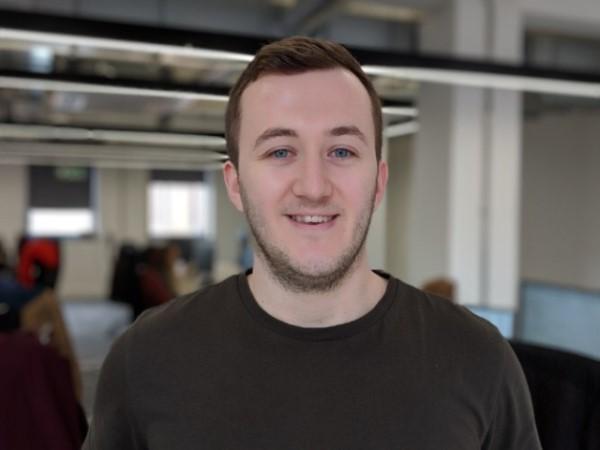 DVSA service designer Alex Lee